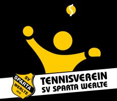 Tennisverein SV Sparta Werlte Logo